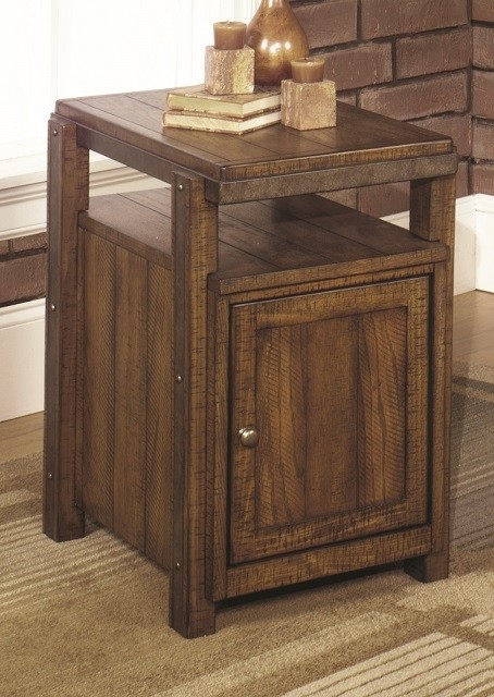 1017-22 Chairside Cabinet