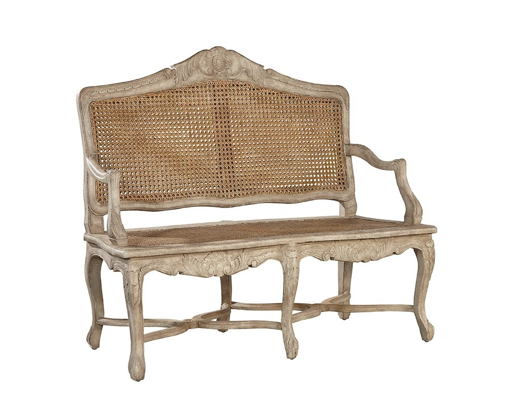 French Regency Settee
