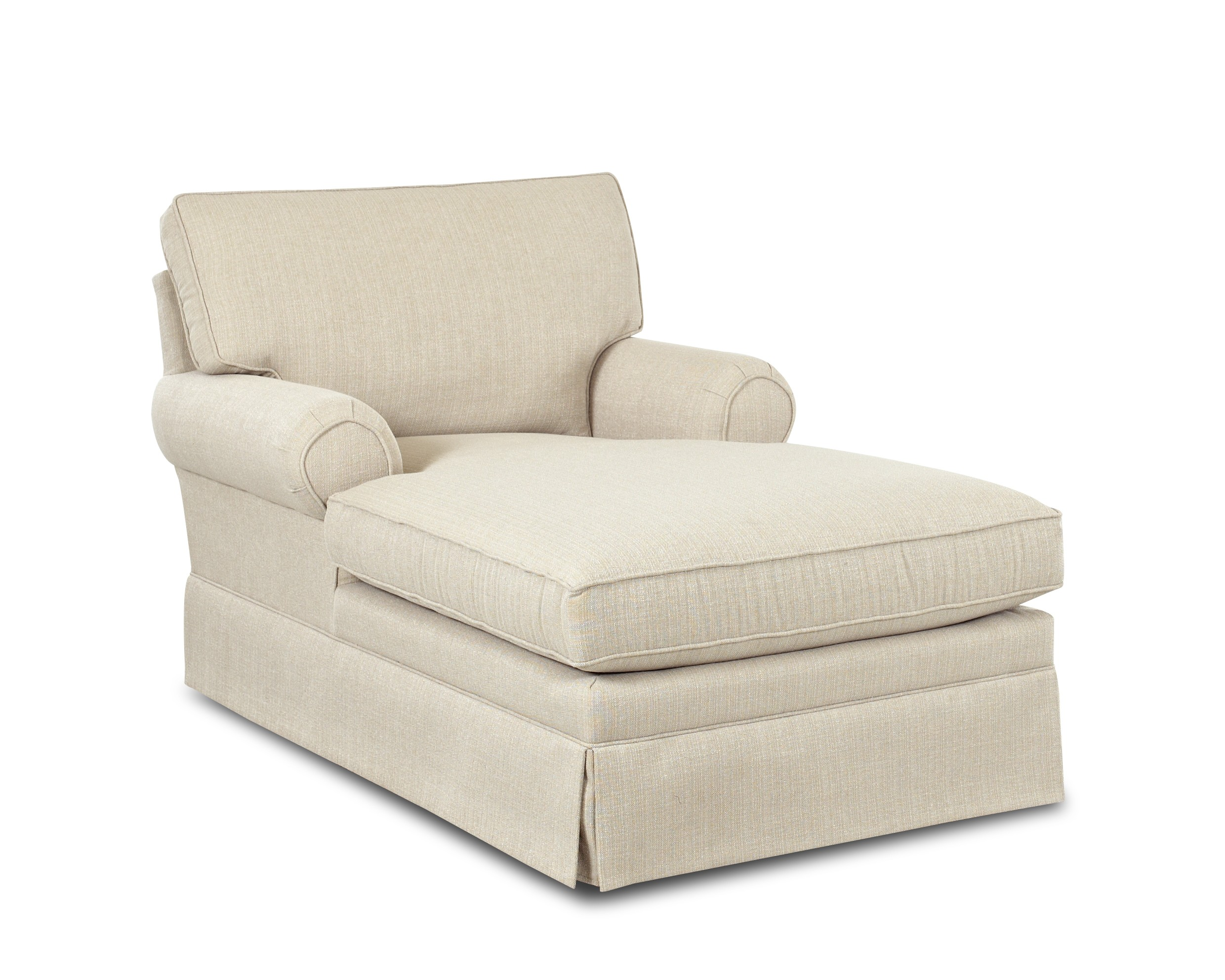Carolina Slipcover Chaise Lounge