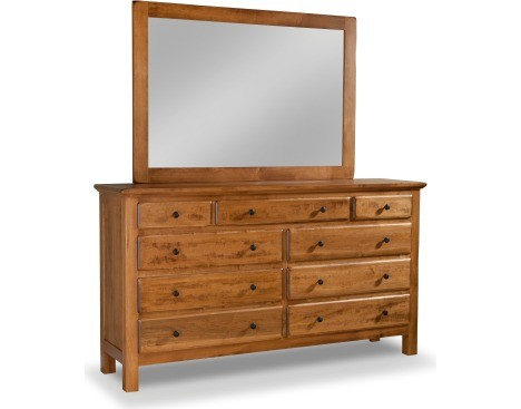 Lewiston 9-Drawer Double Dresser