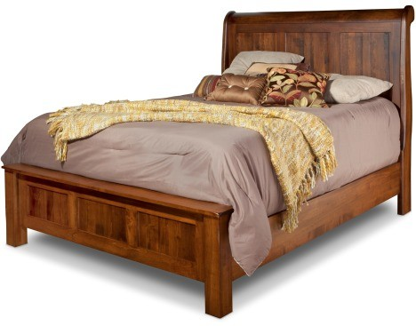 Lewiston Sleigh Bed