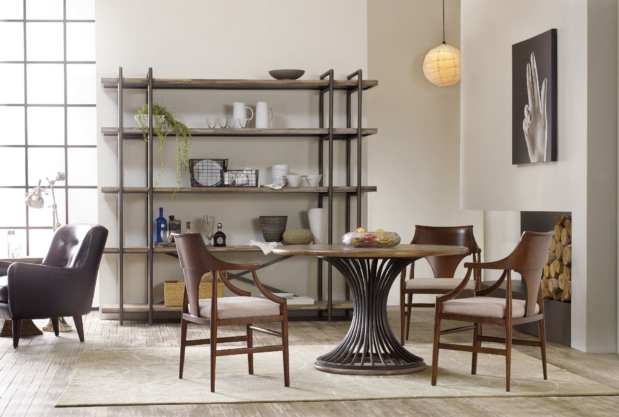 """Studio 7H 48"""" Cinch Round Dining Table"""