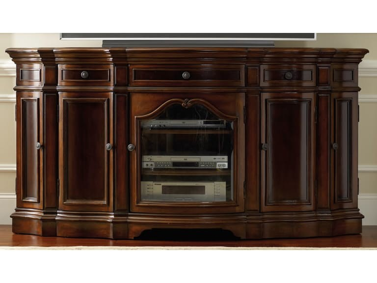 "Hooker Furniture Home Entertainment 74"" Console"
