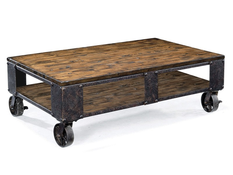 Pinebrook Rectangular Cocktail Table