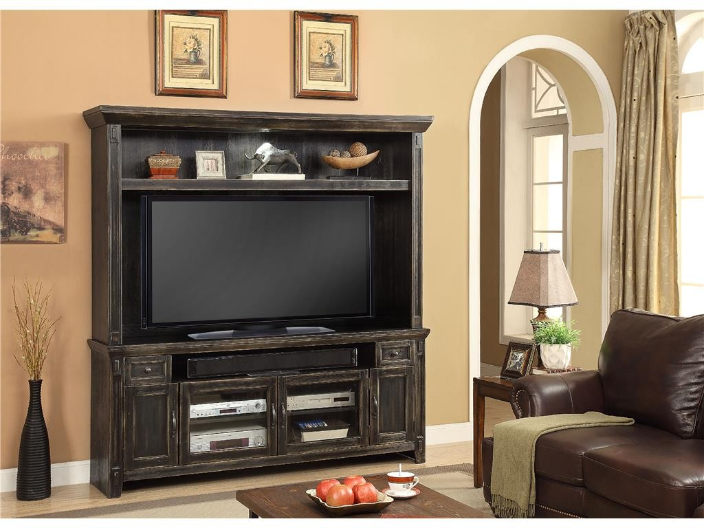 Parker House Home Entertainment Hutch for 72'' Console