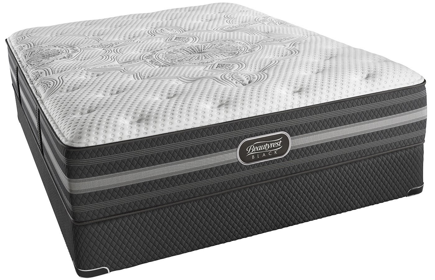 Beautyrest Black Desiree Luxury Firm Mattress Set