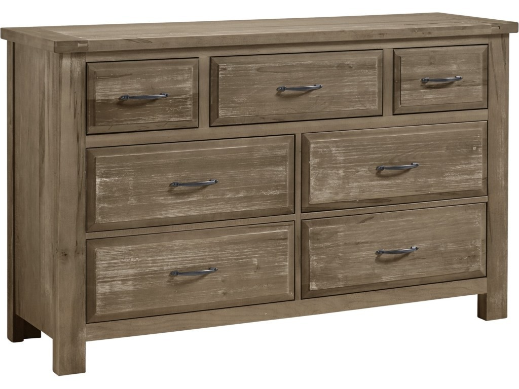 Artisan & Post Maple Road Triple Dresser