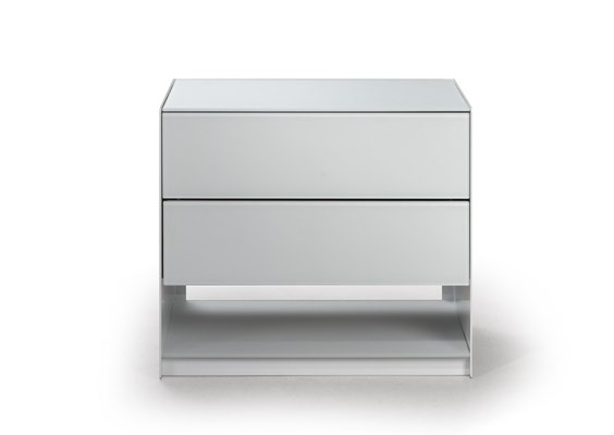 Absolute 2 Drawer Nightstand