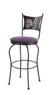 Art Collection I Counter Stool