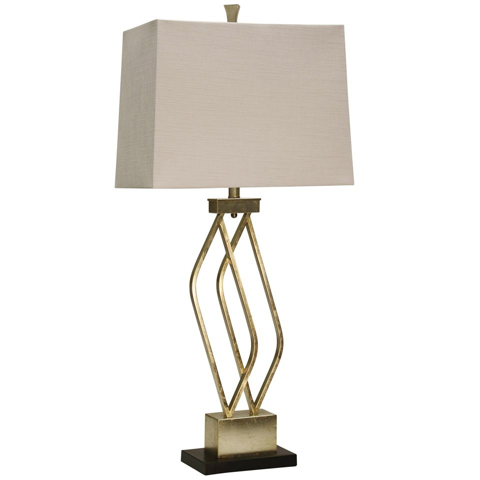 Doerr furniture imperial silver metal base table lamp imperial silver metal base table lamp aloadofball Image collections