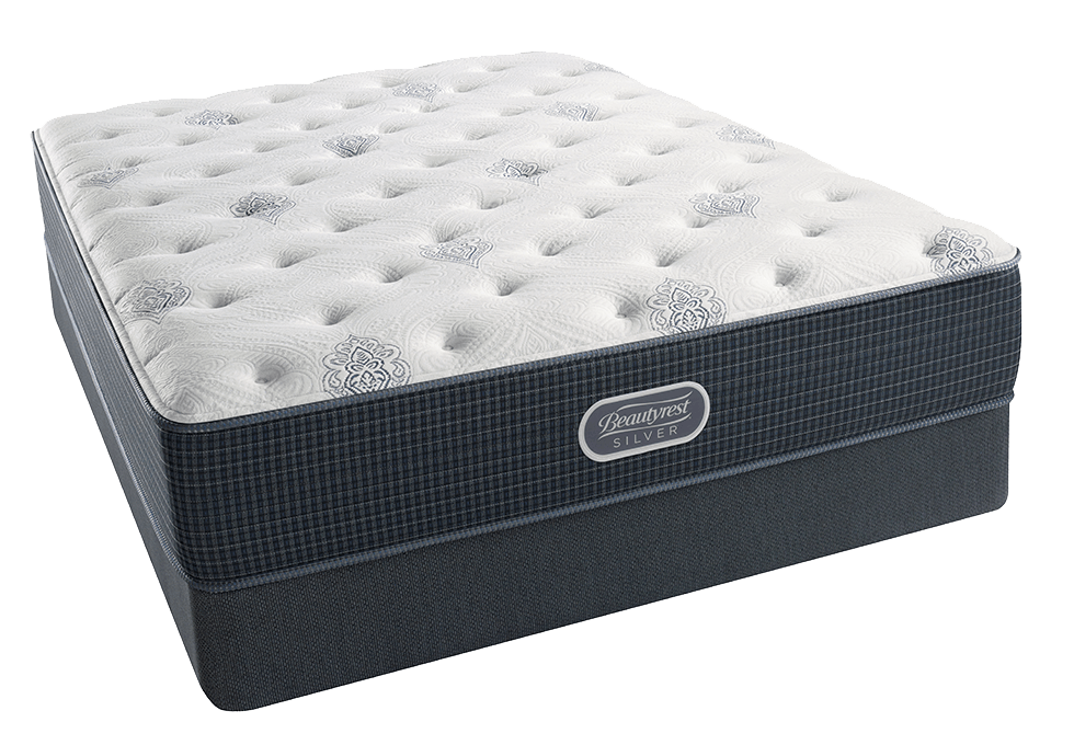 Beautyrest Offshore Mist Luxury Firm Mattress Set