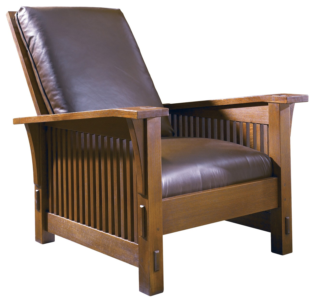 89-369-LC-032 Spindle Morris Chair Loose Cushion