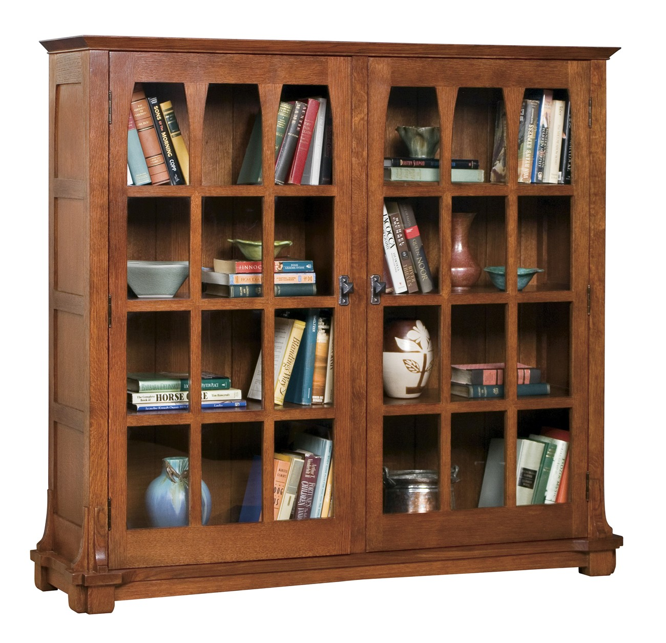 89-510-032 Gus Commemorative Bookcase