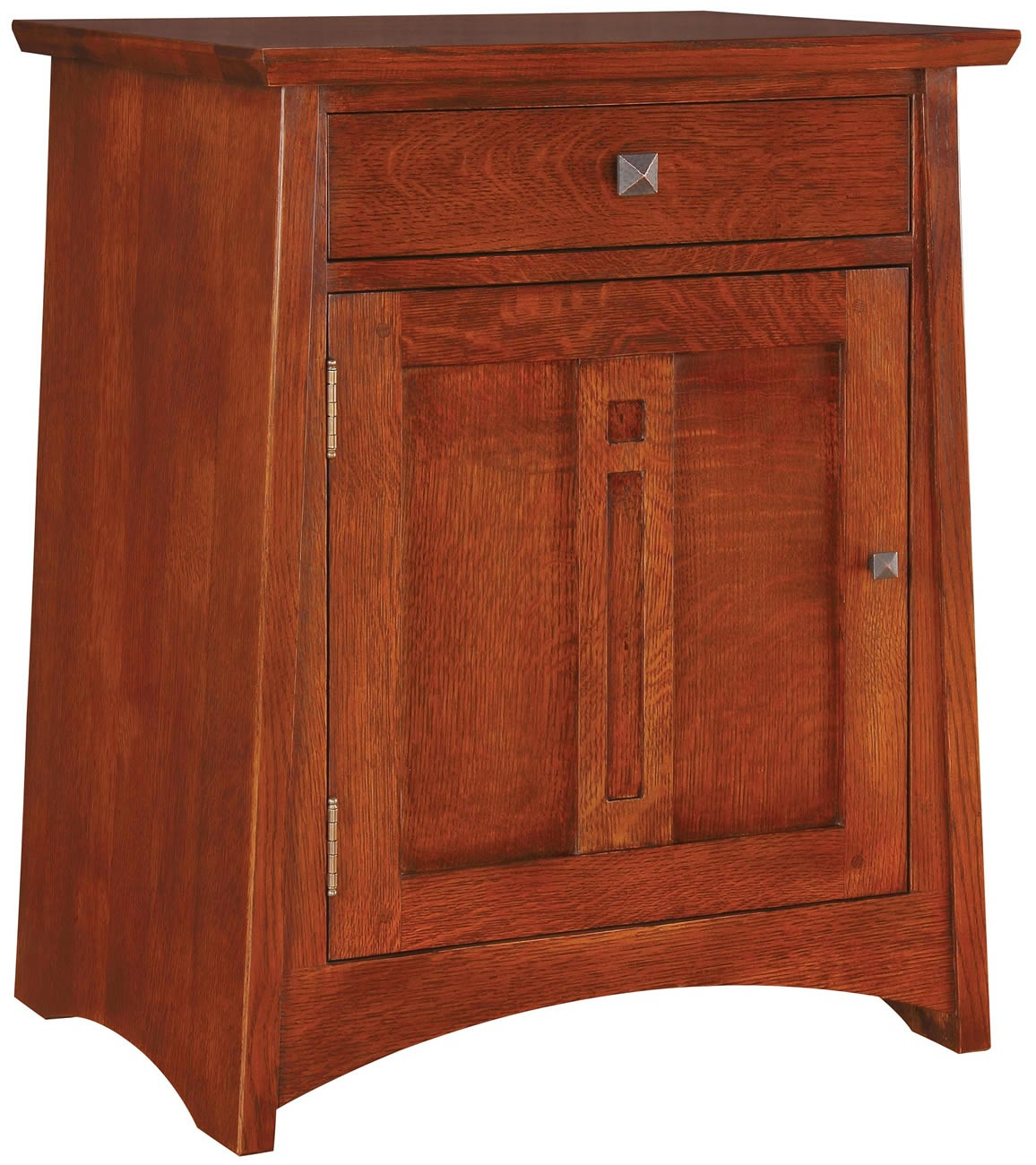 Highlands Left/Right Hinged Nightstand