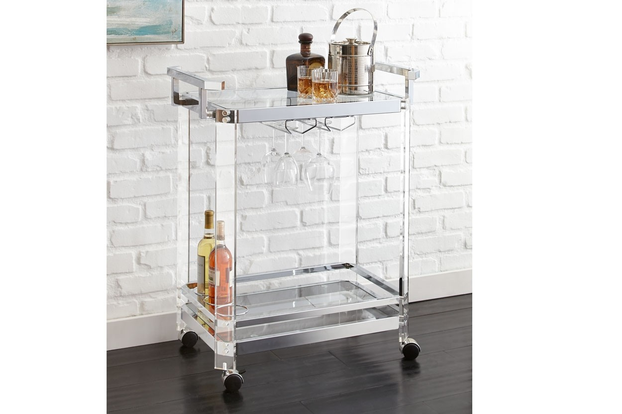 Aerin Bar Cart Server