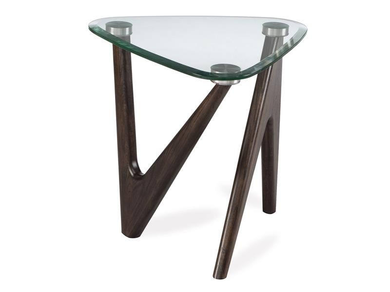 T3767-25 - Pie End Table