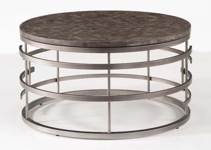 Halo Round Cocktail Table