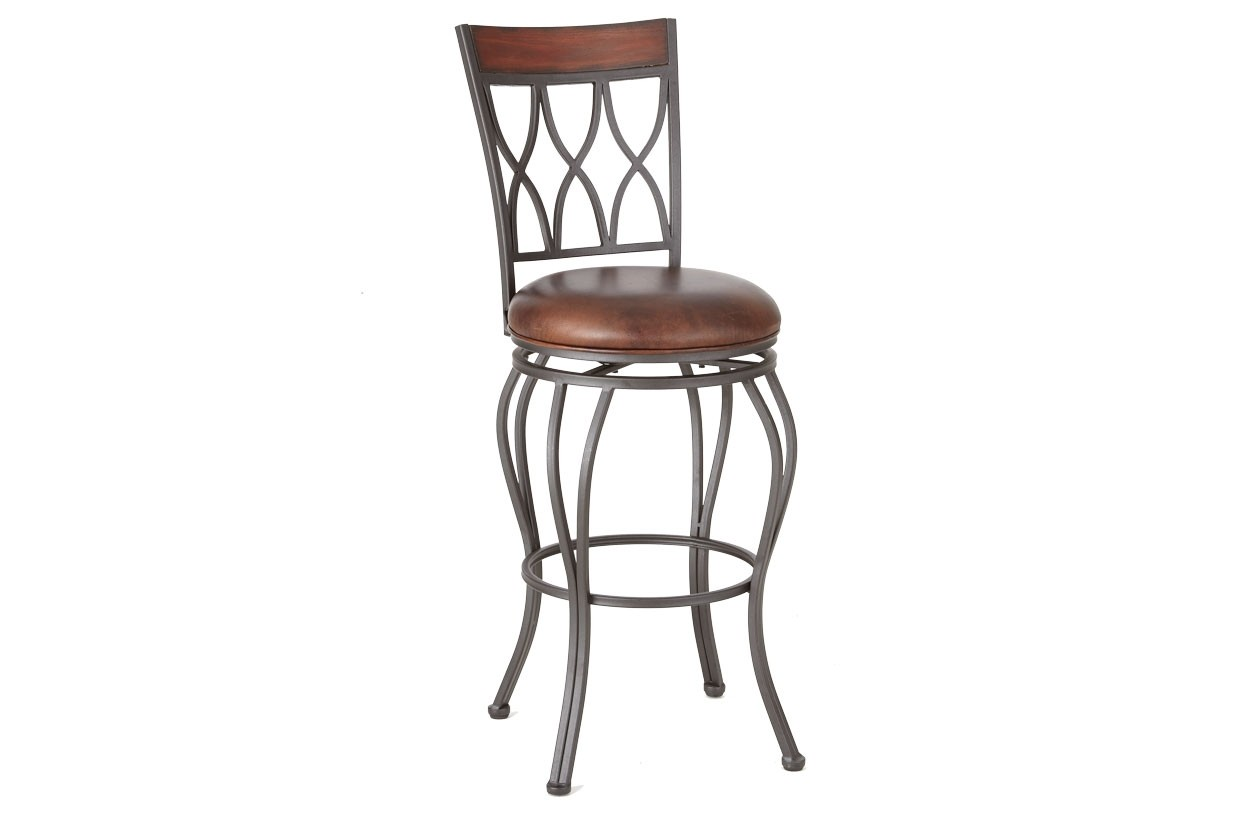 Wallen Swivel Bar Stool