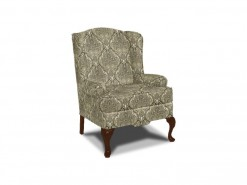 017510 Wing Chair