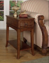 Rectangular Chairside End Table*