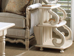 Summer Home Magazine End Table