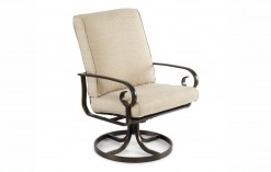 Veneto Swivel Tilt Dining Chair