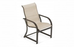 Key West High Back Sling Dining Chair*