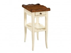 Hyannis Retreat Rectangular End Table