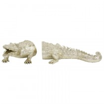 Crocodile Book Ends