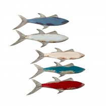 Large Fish Wall Decor