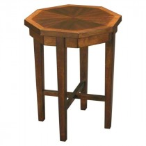 Octagon shape table