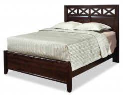 Glen Terrace Panel King Bed