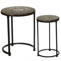 Nested Side Table set/2.