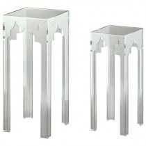 Coast to Coast Set of 2 Nesting Tables