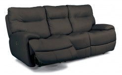Evian Power Reclining Sofa