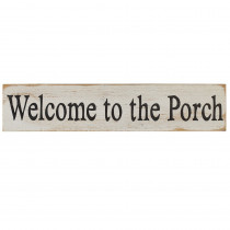 """Welcome to the Porch"""