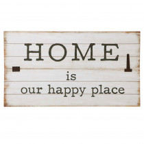 """Home is our Happy Place"""