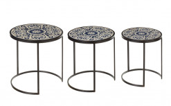 Set of Three Nested Tables
