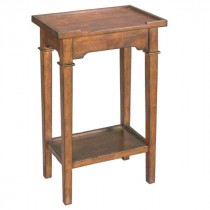 Chairside 2-Tier End Table