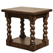 Pembroke Chairside Table