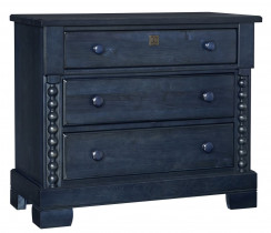Scotsman Co. American Heirloom Collection 3 Drawer Nightstand