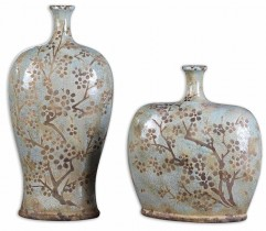 Set of 2 Citrita Vases