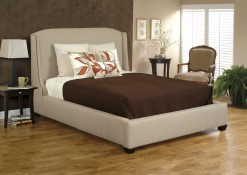 CMI Queen Upholstered Bed