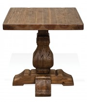 Hawthorne Rustic Side Table