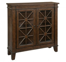Traditional Door Console Chest