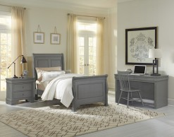 French Market Twin Sleigh Bed