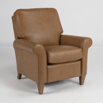 Westside Leather Power High Leg Recliner