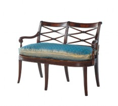 Recollections Bench from Hanover Square