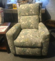 Dion Fabric Recliner