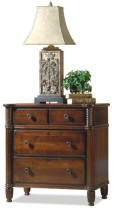 George Washington Architect 3-Drawer Nightstand